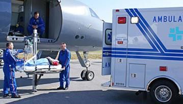 Patient Transport Services Bahrain