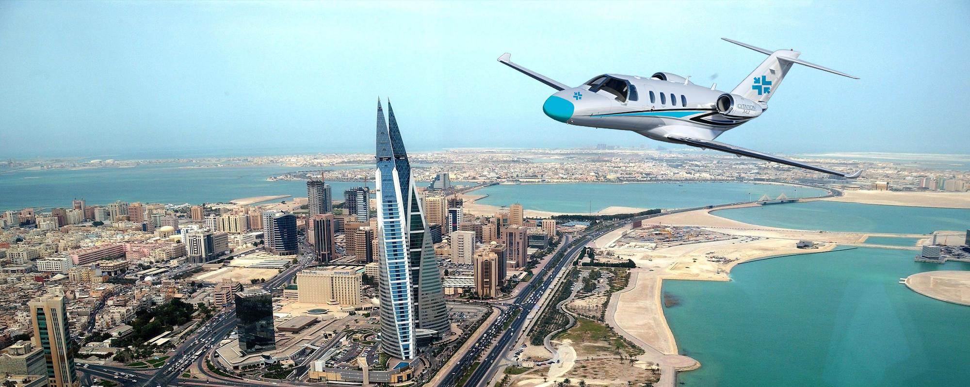 Air Ambulance Bahrain
