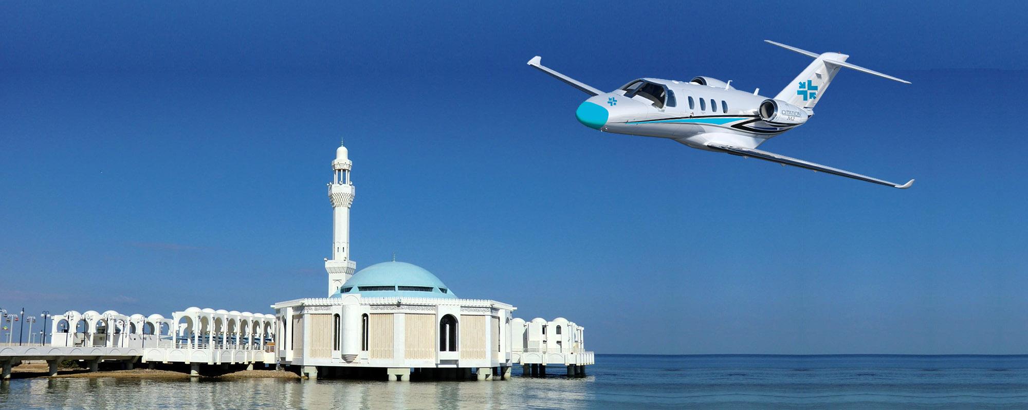 Air Ambulance jeddah, riyad, dammam, Saudi Arabia